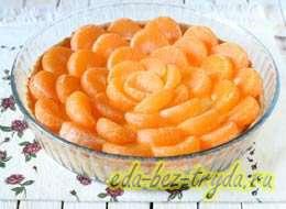 Мандариновый пирог 9 шаг