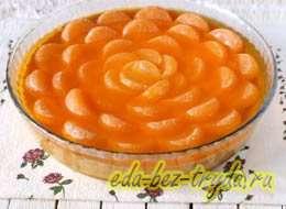Мандариновый пирог 11 шаг