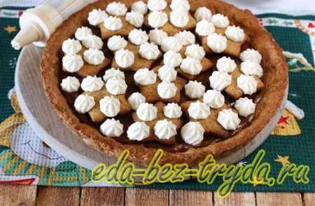 Медовый пирог 14 шаг