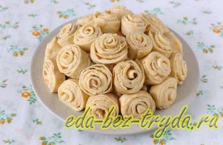 Салат Букет роз 11 шаг