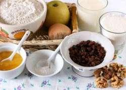 как приготовить Яблочный кекс