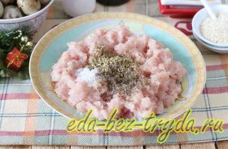 Закуска из перепелиных яиц рецепт с фото 1 шаг