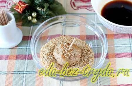 Закуска из перепелиных яиц рецепт с фото 8 шаг
