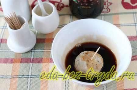 Закуска из перепелиных яиц рецепт с фото 7 шаг