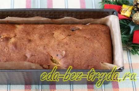 Мандариновый кекс рецепт с фото 11 шаг