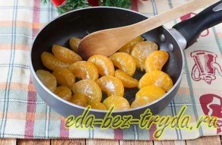 Мандариновый кекс рецепт с фото 3 шаг