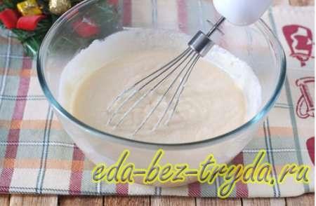 Мандариновый кекс рецепт с фото 6 шаг