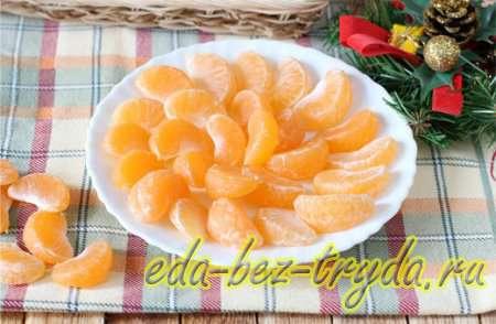 Мандариновый кекс рецепт с фото 2 шаг