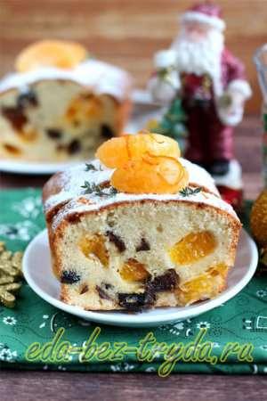 Мандариновый кекс рецепт с фото 13 шаг