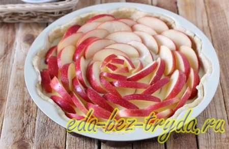 Цветаевский яблочный пирог 8 шаг