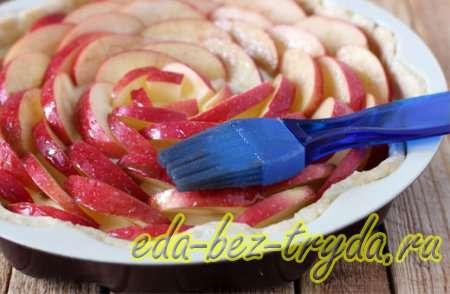 Цветаевский яблочный пирог 9 шаг