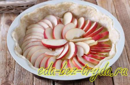 Цветаевский яблочный пирог 6 шаг