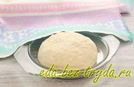 Кулебяка с капустой рецепт с фото 5 шаг