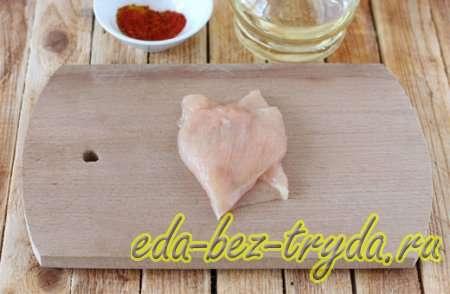 Котлеты с сыром внутри рецепт с фото 8 шаг