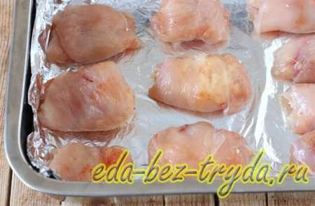 Котлеты с сыром внутри рецепт с фото 9 шаг