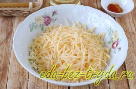 Котлеты с сыром внутри рецепт с фото 2 шаг