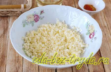 Котлеты с сыром внутри рецепт с фото 1 шаг