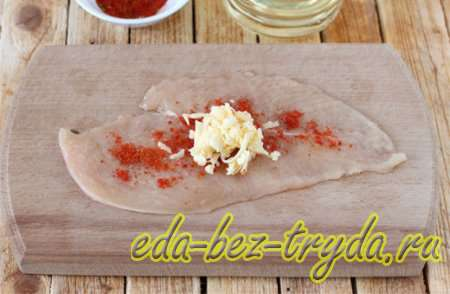 Котлеты с сыром внутри рецепт с фото 7 шаг