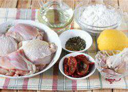 как приготовить Куриные бедра в духовке