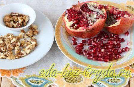 Фруктовый салат с йогуртом 4 шаг