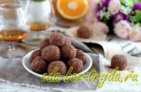 Ореховые шарики 10 шаг