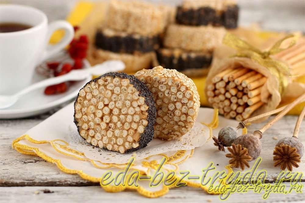 Печенье без выпечки рецепт с фото