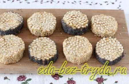 Печенье без выпечки готово - шаг 10