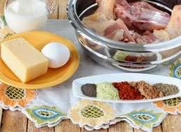 как приготовить Куриные колбаски с сыром