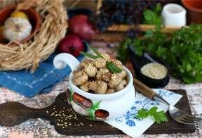 Маринованные шампиньоны рецепт с имбирем и соевым соусом