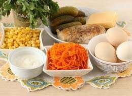 как приготовить Салат к 8 марта