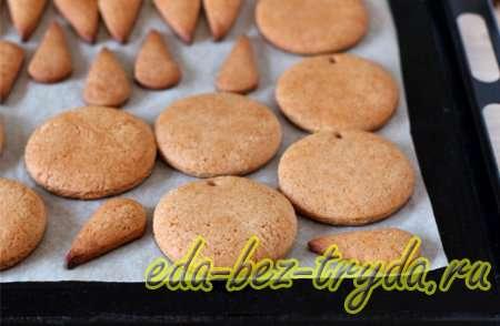 Выпекаем печенье 8-10